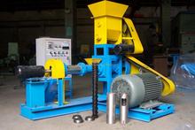 Hot sale floating fish feed pelletizer machine/fish feed pellet extruding machine