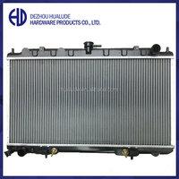 high quality aluminum silicone radiator hose kit