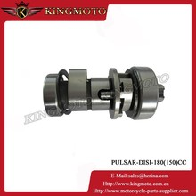 Good Quality PULSAR-DISI-180(150)CC motorcycle camshafts for honda