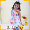 summer colorful sweet girl clothing , girls clothing brands , kids princess wedding dresses