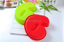 Number six/nine shape mold DIY cookie mold silicone molds for microwave cake