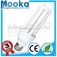 SL-1001-25,energy saving lamp/energy saving light /energy saver 9W Factory Price 2U Energy Saving Bulbs High Quality