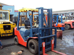Used Toyota Forklift FD30,Original From Japan/Used Toyota Forklift 3 ton
