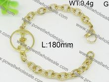 New Arrive New Style gold chinese tradition jade bracelet