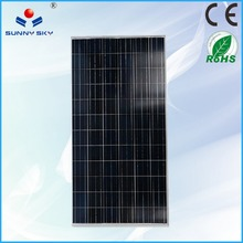180w 36v polycrystalline silicon solar cell price with best price in china TYP180