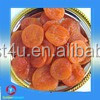 Chinese manufacturer supply dried apricot pulp/Preserved apricot doll low price