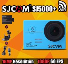 In Stock!Original SJCAM SJ5000 Plus Waterproof Sport Camera Ambarella A7LS75 1080P Full HD 60FPS WiFi Action Camcorder Car Dvrs