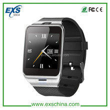 Hotting new products for 2015 bluetooth smart watch for mobile phone