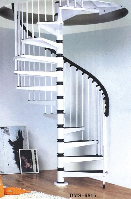 Outdoor spiral staircase spiral stairs exterior spiral for Build your own spiral staircase
