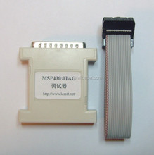 MSP430 Parallel Port Emulator Programmer JTAG Download Cable