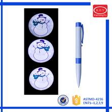 Blister card LED light promotional projection pens