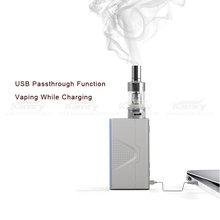 Super slim electronic cigarette kamry 30w v2 7-30W Magnetic back cover for replacing battery