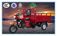 china chongqing best selling 150cc air cooled petrol power truck cargo tricycle