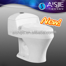 New design color ceramic toilet sanitaryware A3101 CHINA