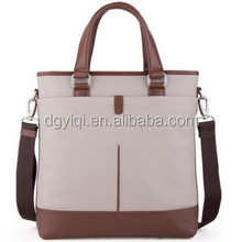 Cheap leather handbag,leather bags china, men's business bag from China