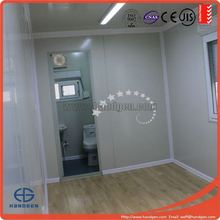 Mobile container house, can be used as office, meeting room, dormitory and workshop