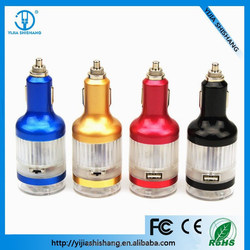Creative mulit-function gift Car charger for Auto parts and Mobile Accessories
