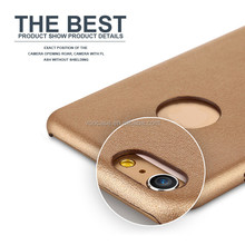 private label wholesale ultra thin pu leather phone case cover for iPhone 6