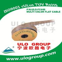 2015 sa certificated 10pin flat cable