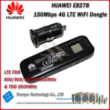 Cheapest Original Unlock LTE FDD 150Mbps HUAWEI E8278 4G Modem WiFi Router And 4G LTE USB Dongle