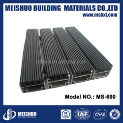 easy clean anodized aluminum heat-resistant commercial rubber mats
