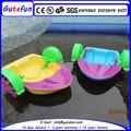 Brinquedos piscina de natação ao ar livre frete projeto pequeno barco para a venda