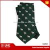 Custom silk Printed Charm Vivid deer Christmas Neckties