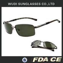 small metal frame men vogue polarized sunglasses