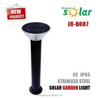 Best seller solar LED bollard lights solar garden lighting, LED bollard for landscape lighting