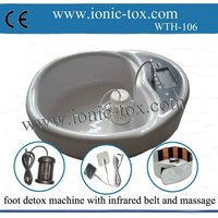 battery operated foot spa WTH 106