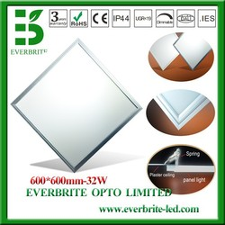 600x600mm energy saving lamps livarno lux led 32w with CE RoHS
