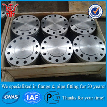 ANSI Standard ASME A105n Class150 Smart Black Floor Flanges From Hebei,China