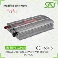 240v dc ac inverter to 240v solar modified sine wave 500w 12v 24v 110v 220v dc to ac ups inverter with battery charger