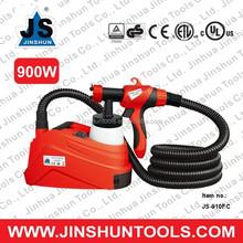 JS Electric HVLP Air Spray Gun Kit 900W Paint Sprayer 1.8mm Nozzle DIY Tool 700ml JS-910FC