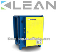 Electrostatic Air Extractor for HVAC System
