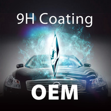 OEM glass coating 9H hardness nano car body coating car care products