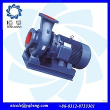 electric motor water pump 220v horizontal inline centrifugal pump