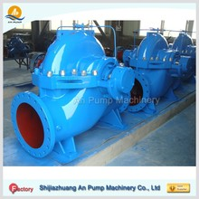 Protable High pressure 8-12 inch diesel water pump for irrigation