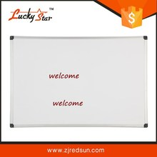 2015 hot sales football and school used whiteboard with whiteboard pin