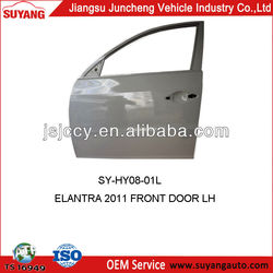 Car Parts Hyundai Elantra 2011 Front Door Auto Body Parts/Kits