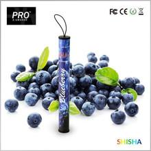 500-600 puffs portable disposable e-cigarette e shisha hongwing proesmoker hookah pen