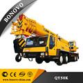 xcmg camión grúa modelo qy50ka para la venta