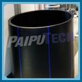 polietileno de alta densidad de tubería de polietileno