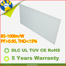 day white dimmable 600x1200 led panel light with ce rohs