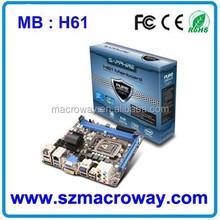 mainboard i7 TV motherboard lga 1156