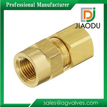 Cheap best selling brass female connector tube fitting