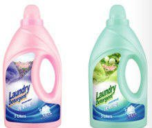 laundry detergent can eliminates the dirt and germs with antibacterial factor