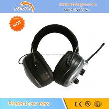 Electronic Cute Ear Muffs Radio