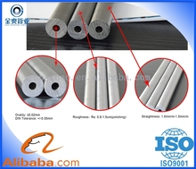 4130 chromly seamless thick wall small diameter steel pipe