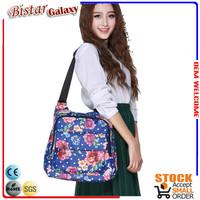 fashion designer waterproof clear and small pvc bag backpack elegant design PVC messenger bag BSB103